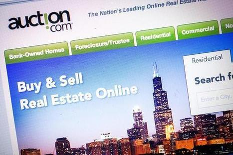 Google to invest $50 million in real estate site Auction.com | Real Estate | Scoop.it