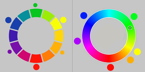 Daz explains why he uses two colour wheels OK, a... | Design help | Scoop.it