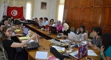 Retour sur la participation de l'IPT au Mozilla Sprint (2-3 juin 2016) | Institut Pasteur de Tunis-معهد باستور تونس | Scoop.it