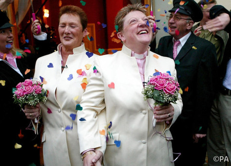 A year since UK's first same-sex marriages, there's a long way still to go | ESRC press coverage | Scoop.it