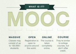 What is a MOOC? - EdTechReview | Year of MOOCs | Scoop.it