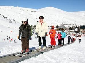 Des vacances de février « canon » qui font la saison - La Dépêche   Louron Peyragudes Pyrénées   Scoop.it