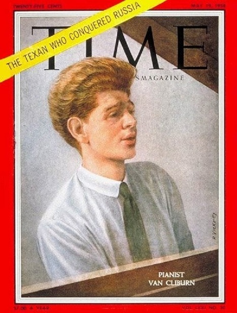 Voting Now Open for Van Cliburn Amateur Piano Video Contest! [Deadline, August 15] | Classical and digital music news | Scoop.it