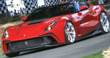 Ferrari F12 TRS at Goodwood Specs and Price | Best Car In The World | Scoop.it