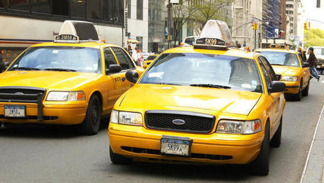 Here's What 24 Hours In The Life Of A New York Taxi Looks Like | Carsharing news | Scoop.it