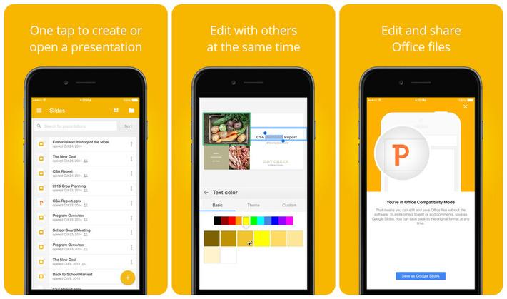 10 Apps For Making a Great Slideshow Presentation | Educatief Internet - Gespot op 't Web | Scoop.it