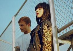 Brooklyn's Sleigh Bells bring their crashing, bashing noise-pop sounds to ... - New York Daily News | La Danse | Scoop.it