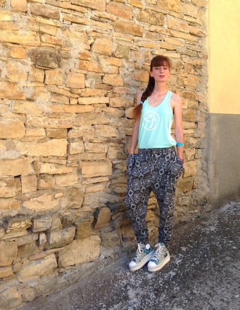 THE FASHIONAMY by Amanda Fashion blogger outfit, made in italy street wear : #workout #fashion #fitness abbigliamento per corsa e palestra #Zumba | FASHIONAMY | Scoop.it
