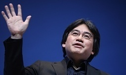 Nintendo CEO Satoru Iwata dies of cancer aged 55 | Technological Sparks | Scoop.it