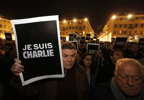 Charlie Hebdo: research shows French solidarity faces testing times | ESRC press coverage | Scoop.it
