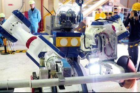 Mitsubishi présente son robot d'assistance nucléaire - Génération NT | Les robots de service | Scoop.it