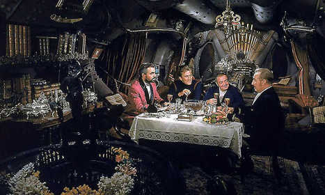 Films fete Jules Verne, whose fiction became fact | OffStage | Scoop.it