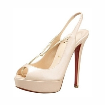 Christian Louboutin Red Bottoms Thong T,Strap 140 Slingbacks Leather Nude,Christian Louboutin Red Bottoms slingbacks,Christian Louboutin Red Bottoms | Red Bottom Shoes | Scoop.it