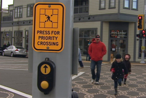 Vancouver looks to implement scramble crosswalks | green streets | Scoop.it