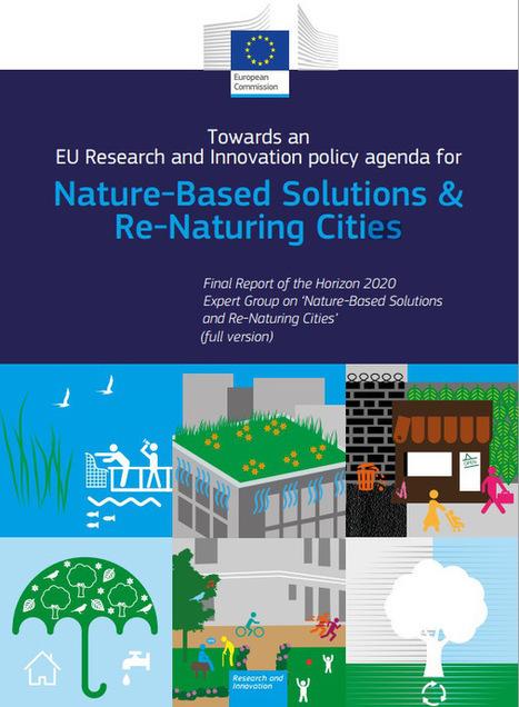 Nature-Based Solutions & Re-Naturing Cities | Biourbanism & Smart Design | Scoop.it