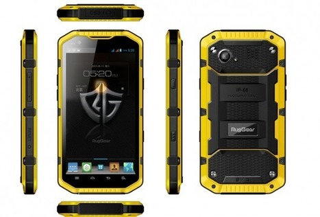 Pancerny smartfon   Telephone & Some Technologies   Scoop.it