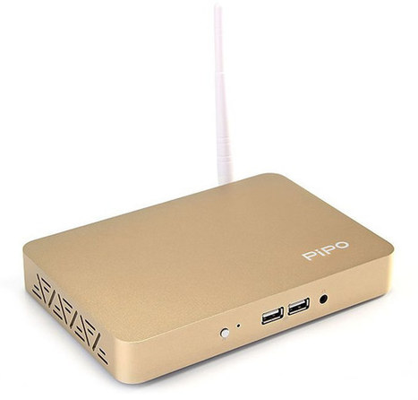 PiPO X7s mini PC Dual Boots Windows 8.1 and Android 4.4 for $130 | Embedded Systems News | Scoop.it