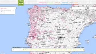 El mapa que explica la deforestación en el mundo (y lo hace en tiempo real) | Geografía, una ciencia comprometida | Scoop.it
