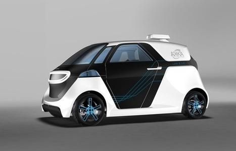 Bordeaux : Des véhicules autonomes seront intégrés à la circulation en octobre 2015 | Actu de l'Aménagement Urbain | Scoop.it