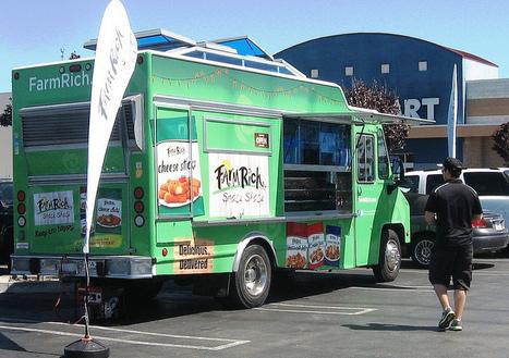 Food truck : le business du prêt-à-manger qui fait de l'ombre à la ... - agro-media.fr | SECURITE ALIMENTAIRE | Scoop.it