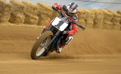 Brad Baker on the road to recovery in time for Daytona - AMA Pro Racing   California Flat Track Association (CFTA)   Scoop.it
