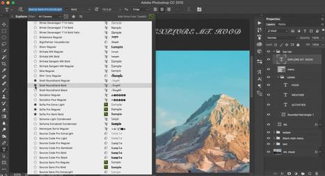 Adobe dévoile la prochaine mise à jour conséquente de Photoshop   Design Spartan : Art digital, digital painting, webdesign, ressources, tutoriels, inspiration   Au fil du Web   Scoop.it