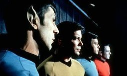 Star Trek at 50: myths, maidens and flirting on the final frontier   Fictionalizing Frequencies   Scoop.it