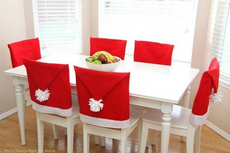 Multifunction Dining Room Chair Covers for the Modern Style | Home Designs an Decorating Ideas | Scoop.it
