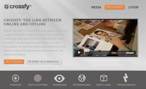 Crossfy – uniendo contenidos impresos con contenidos digitales   Educación flexible y abierta   Scoop.it