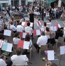 Châtelleraudaise : en avant la musique ! – Communes – Vienne – Nouvelle République   Chatellerault, secouez-moi, secouez-moi!   Scoop.it