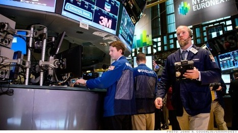 Stocks plunge, bond yields spike after Fed | EconMatters | Scoop.it