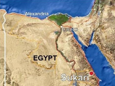 Egypte: vent en poupe pour Centamin dans la mine d'or de Sukari | Égypt-actus | Scoop.it