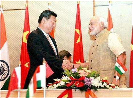 Narendra Modi raised issue of Chinese incursions with Chinese President | Morning Cable | Scoop.it