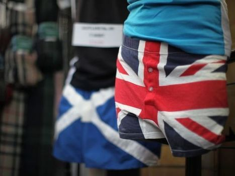 Scottish referendum could change fabric of Aussie flag   My Scotland   Scoop.it
