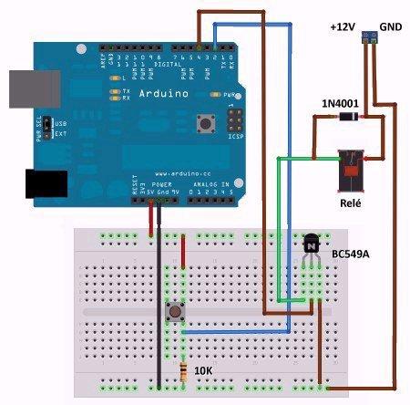 Control de un relé | TECNOLOGIA 4ESO | Scoop.it