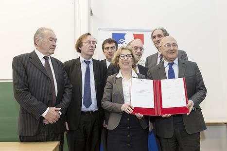 Signature du protocole pour l'insertion professionnelle des jeunes issus de l'enseignement supérieur | Enseignement Supérieur et Recherche en France | Scoop.it