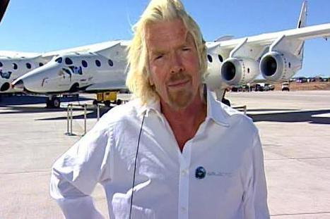 Billionaire Richard Branson: The critical business lesson I learned from playing tennis | Mind Your Business! | Scoop.it
