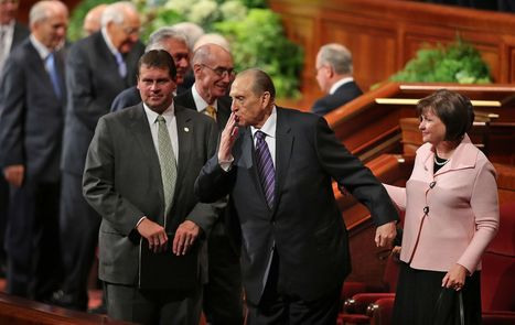 Mormon leader: Same-sex marriage laws cannot 'make moral what God has declared immoral' | ''SNIPPITS'' | Scoop.it