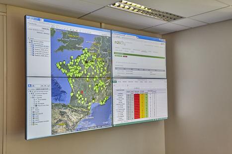 Talend aide m2ocity à collecter et traiter près de quatre millions de données quotidiennement | Ville de demain | Scoop.it