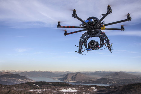 You Can Now Use Drones to Shoot Movies in the US, Feds Say | WIRED | Rise of the Drones | Scoop.it