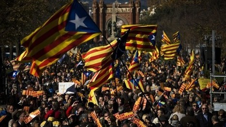 Catalan leaders angry at Madrid's tightened financial control - FT | AC Affairs | Scoop.it