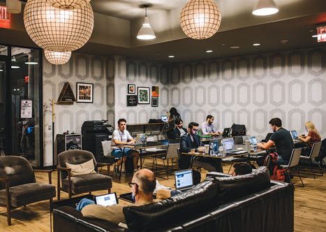 Is This the Office of the Future or a $5 Billion Waste of Space?   Workplace Strategy   Scoop.it