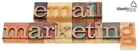 El e-mail marketing, herramienta de marketing y publicidad; solo ideeënlabel studios. | ideeenweb.es | Scoop.it