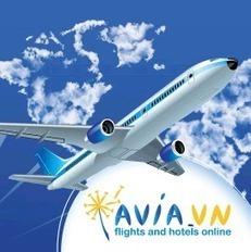 Vé máy bay - Vé máy bay giá rẻ - AVIA.vn | Hoang Dinh | Scoop.it