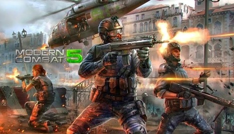 Modern Combat 5: Blackout 1.0.1c APK + SD DATA + MOD APK (Unlimited Bullets) | Android Apps Free Download | Scoop.it