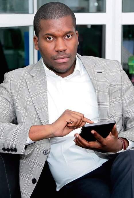 Vérone Mankou, le «Steve Jobs» congolais   Startups   Scoop.it