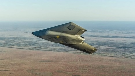 Next Big Future: UK Taranis unmanned combat aircraft demostrator likely basis for post-2030 UK airforce | Outbreaks of Futurity | Scoop.it