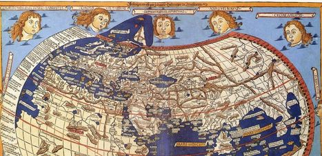 5 Maps That Capture the Evolution of the World Throughout History | Visual Mapping | Scoop.it