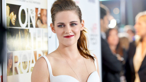 Top Ten: Kristen Stewart's Best Red-Carpet Looks | Hair There and Everywhere | Scoop.it