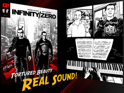 InfinityZero, un nuovo modo di concepire il fumetto su iPad | DailyComics | Scoop.it